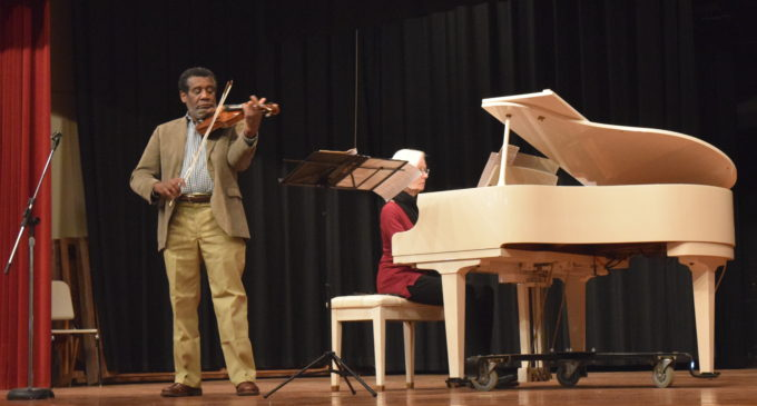 PWFAA Brings Piatigorsky Foundation to East Texas