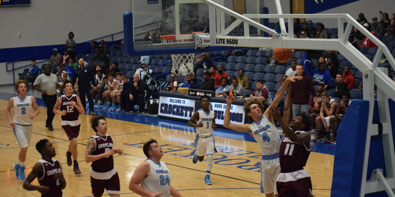 Cougars Claw Past Sandies for Third, 56-49
