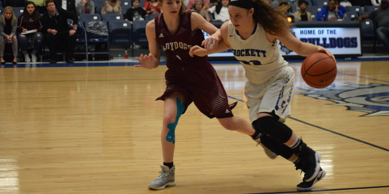 Lady Bulldogs Take Over Top Spot in District 21-3A