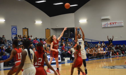 Strong Second Half Gives Lady Bulldogs Win