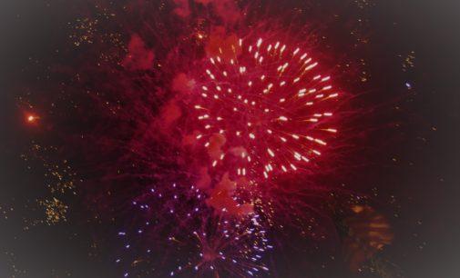 Fireworks Back on in Palestine