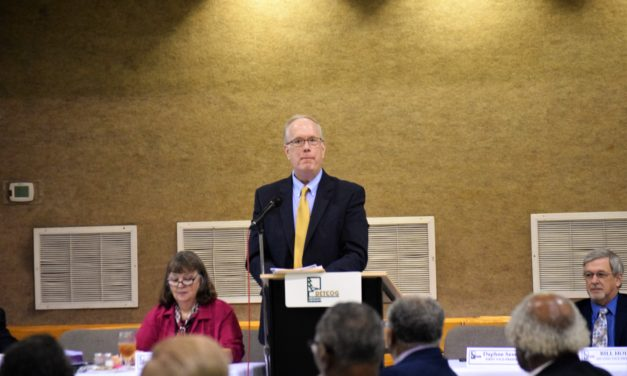 Secure Rural Schools Act Addressed at DETCOG Luncheon