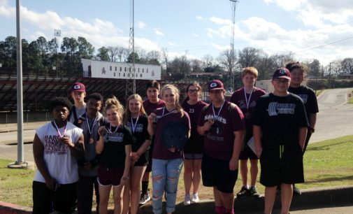 GHS Powerlifters Compete in White Oak