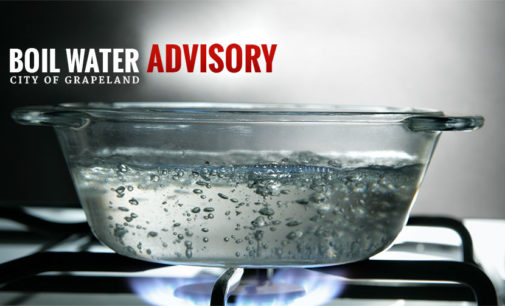 Boil Water Notice