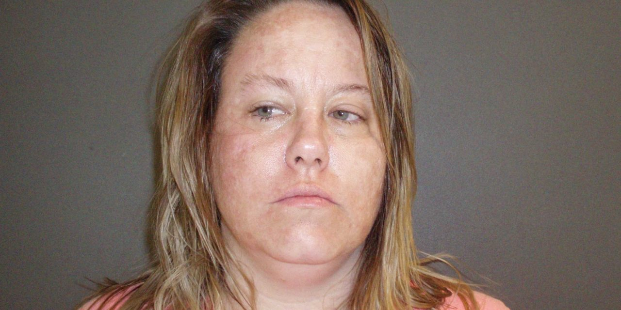 Holiday Shopping Spree Results in Felony Charges for Crockett Woman