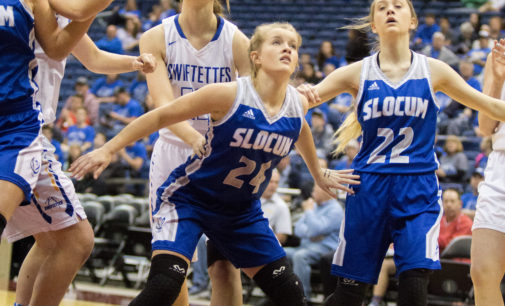 Lady Mustangs Fall in State Semifinals