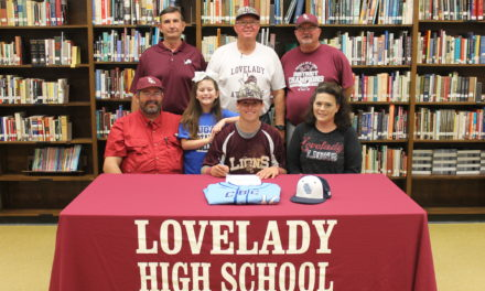 Johnson Signs with Coastal Bend College