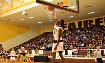Sandies Slam Cougars, 68-35