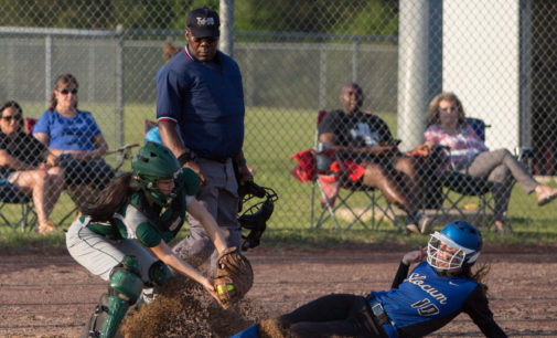 Lady Mustangs Blank Lady Tigers, 10-0