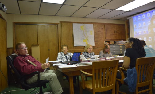 Grapeland City Council Receives Report on FY 2016-2017