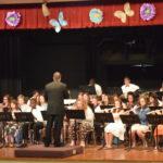 Sandie Band Holds Spring Concert