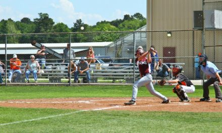 Huester's Grand Slam Helps Power Lions Past Tigers
