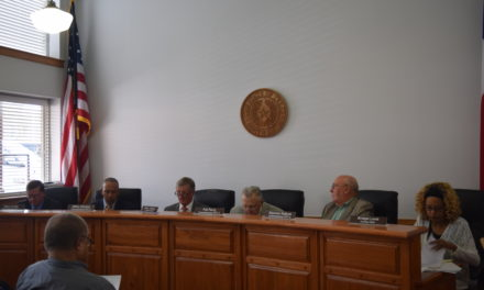 Commissioners Court Tackles Varied Agenda