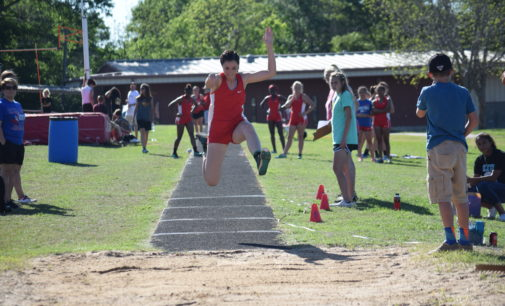 Wesley Taylor Relays Showcase Area Talent