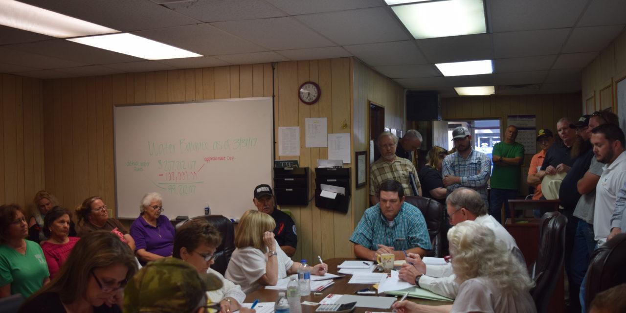 City of Elkhart, Elkhart VFD Square Off in City Council Meeting