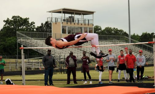 District 20-2A Track and Field Meet Underway
