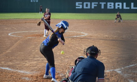 Sandiettes Rally for 6-5 Victory over Lady Mustangs