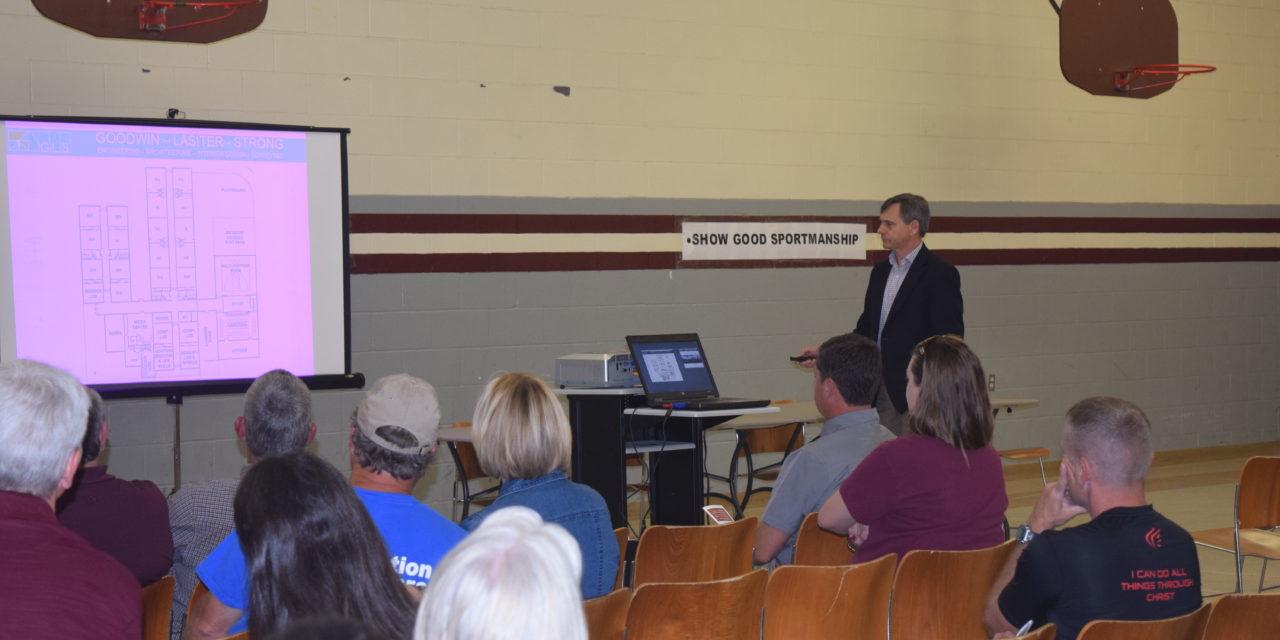 GISD Holds informational Meeting on Elementary Bond