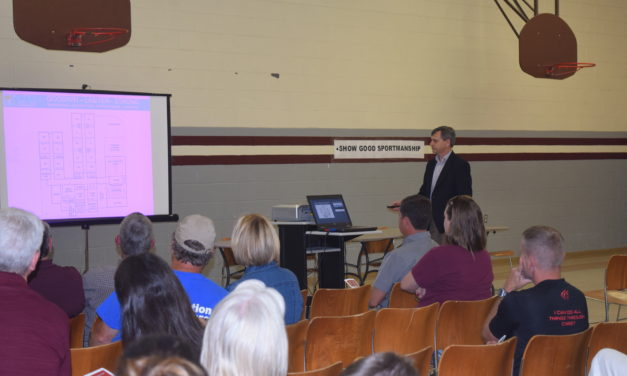 GISD Holds informational Meeting on Elementary Bond