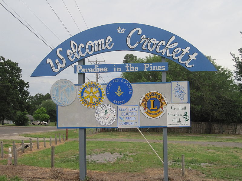 Crockett: A Place to Call Home