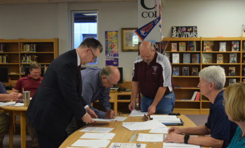 GISD Begins Bond Process