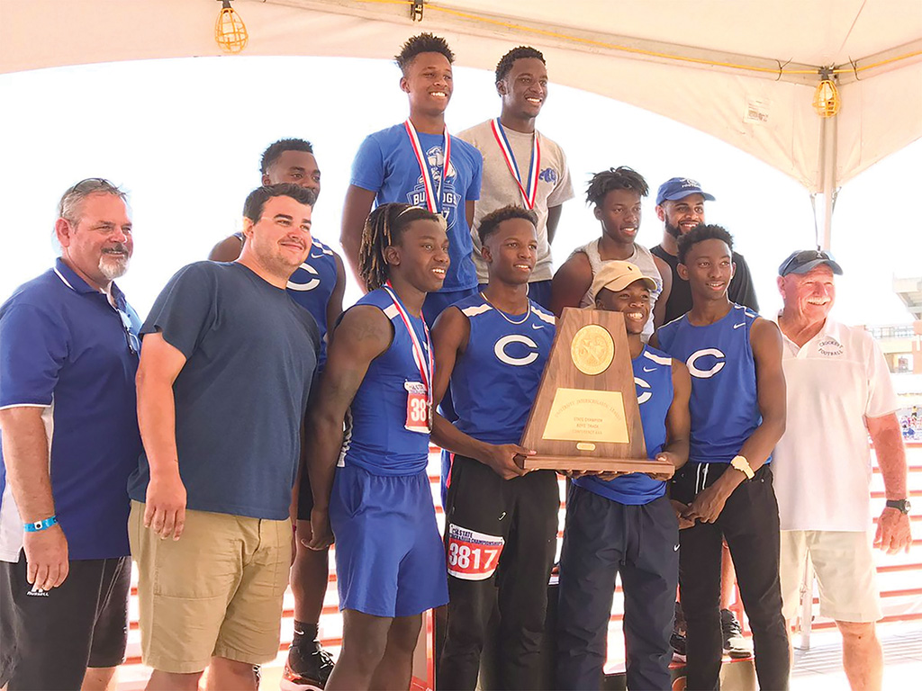 Bulldogs Sprint to Class 3A State Championship