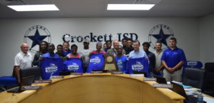 CISD Board Celebrates Student Accomplishments