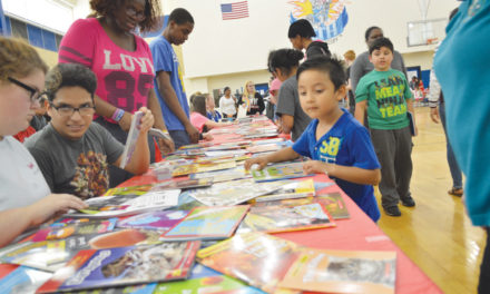 Crockett ISD hosts Camp Read-Alot