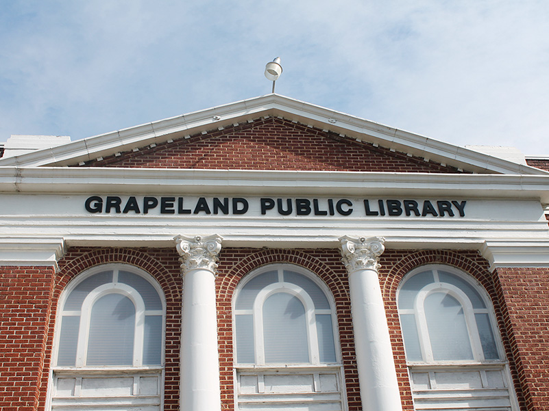 Grapeland Public Library Plans Upcoming Events, Summer Reading Club