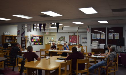GISD Board Receives Legislative Update