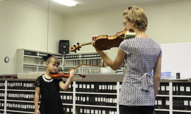 Bloecher Strings Academy to Host Violin Summer Camp
