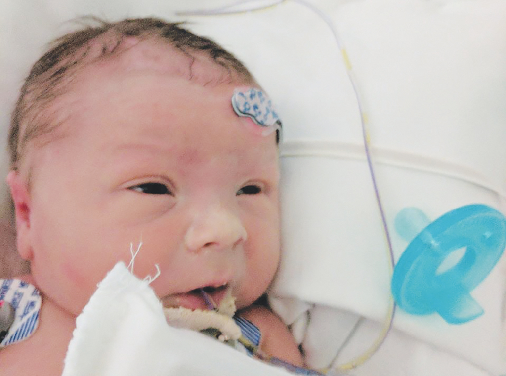 Miracle for Matthew: Fundraiser set for Crockett Infant with Rare Heart Defect