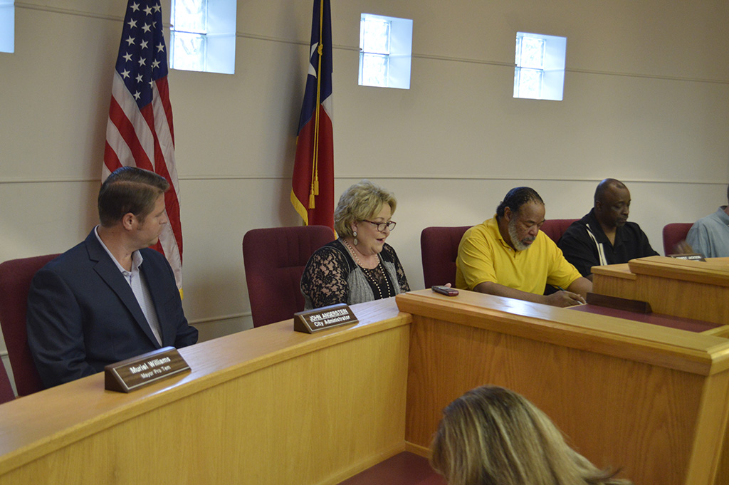 Crockett City Council Strives Towards a Unified Community