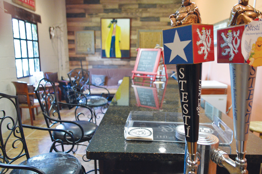 Hidden Gem of Houston County: Lovelady's Stesti Brewing Company