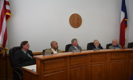 County Commissioners Address Healthcare Budgetary Matters