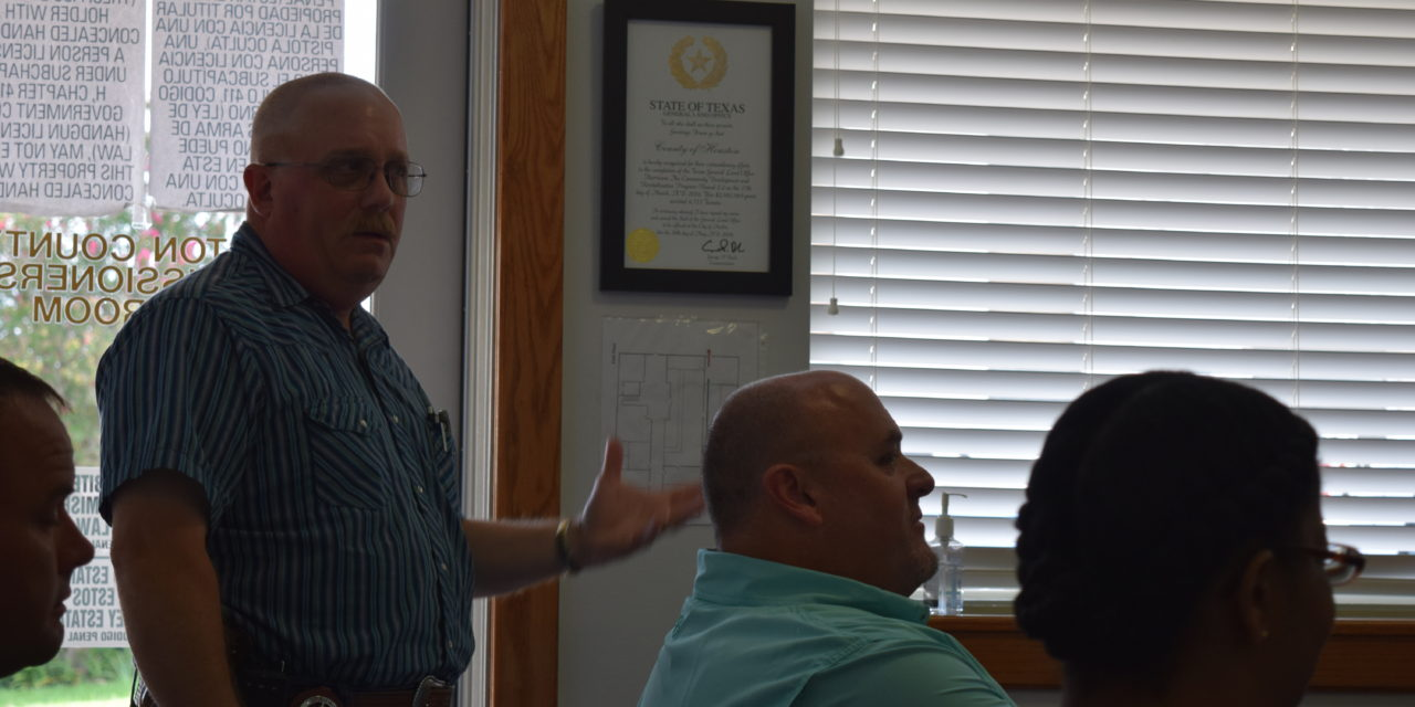 Ho. Co. Commissioners Approve Hyper-Reach Emergency Notification System