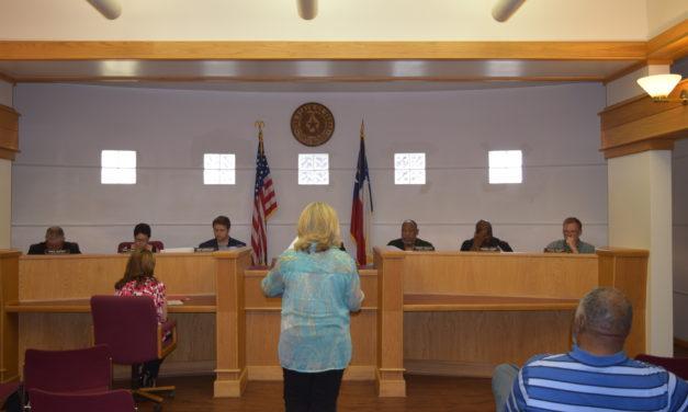 City of Crockett Approves Budget