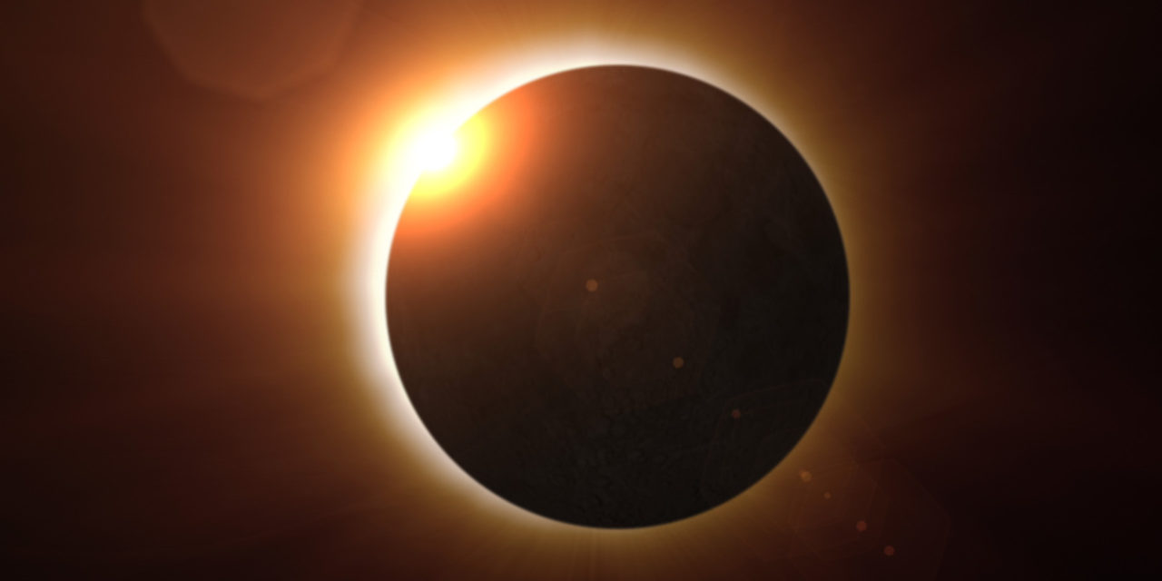 BLACK HOLE SUN: Total Solar Eclipse Coming Up Monday, Aug. 21