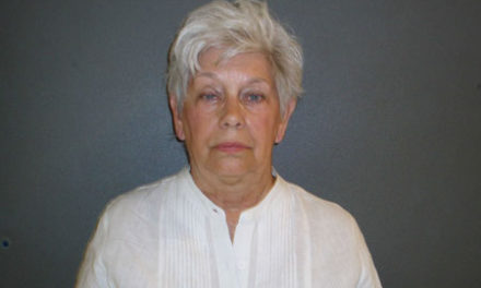 Senior Citizen Arrested on First Degree Felony Theft