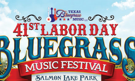41st Labor Day Bluegrass Music Festival  to Kick Off Aug. 31