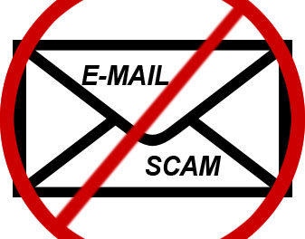 The Anatomy of an E-mail Scam