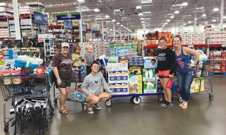 It's a Family Affair: Local Couple Helps With Harvey Relief Efforts