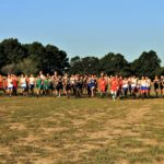 Area Teams, Individuals Show Well at Grapeland Cross Country Meet