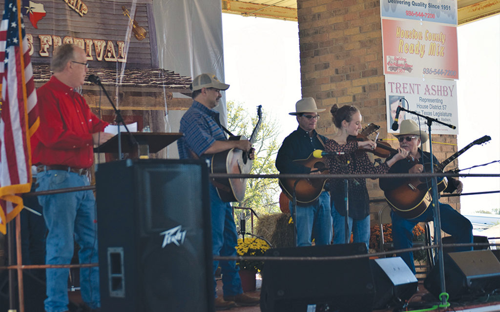 Time to Rosin up Your Bow: Fiddler's Festival Set for Saturday, Sept. 23