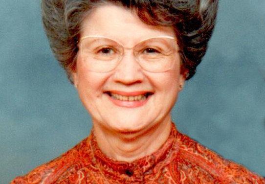 Jane Omelina Sexton