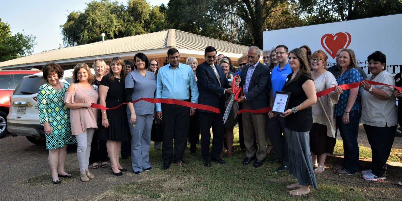 Heart Institute of East Texas Hosts Grand Opening
