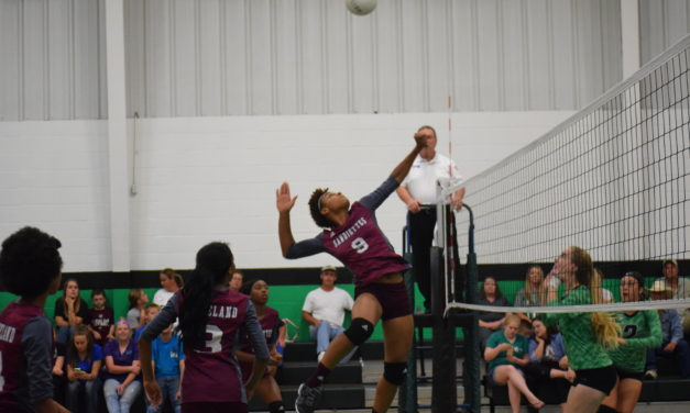 Sandiettes Take Down Lady Tigers