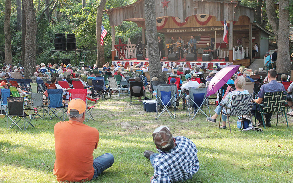 41st Labor Day Bluegrass Festival a Success