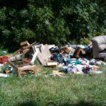 Despite Hurricane, Illegal Dumping is still a Crime