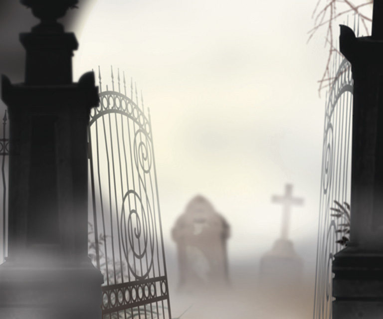 HALLOWEEN SHORT STORY: The Family Plot